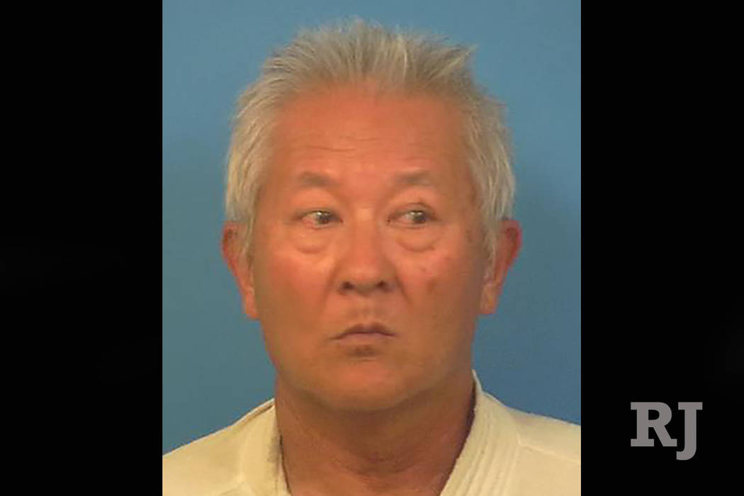 Philip Peng, 71 (Nye County Sheriff's Office)