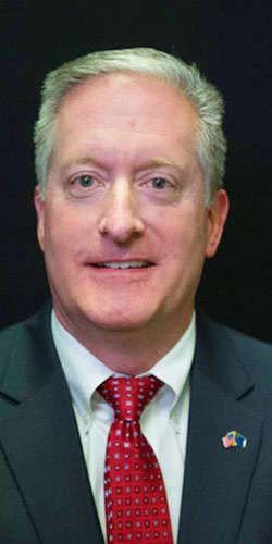 Assemblyman Keith Pickard, R-Henderson, (Las Vegas Review-Journal)