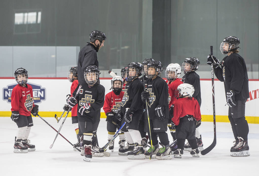 quality design d30a7 e43e9 Golden Knights announce formation of Lil' Knights program ...