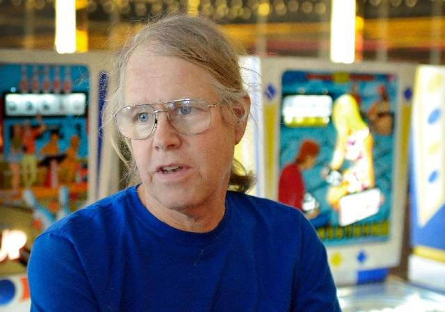 Tim Arnold opened the original Pinball Hall of Fame in Las Vegas in 2006. Two years ago, Arnold opened the Riviera location after a Riviera executive approached him about putting a few games there ...