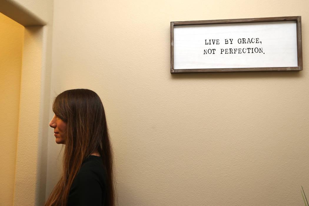 The Center for Hope, an eating disorder treatment facility, during an open house event in Henderson, Thursday, June 28, 2018. Erik Verduzco Las Vegas Review-Journal @Erik_Verduzco
