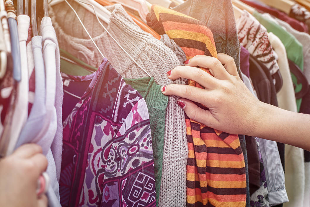 Clothing trends shift and bring value to garments assumed by many to be throwaways, according to Brian Graves, founder of Everything But The House. (Thinkstock)