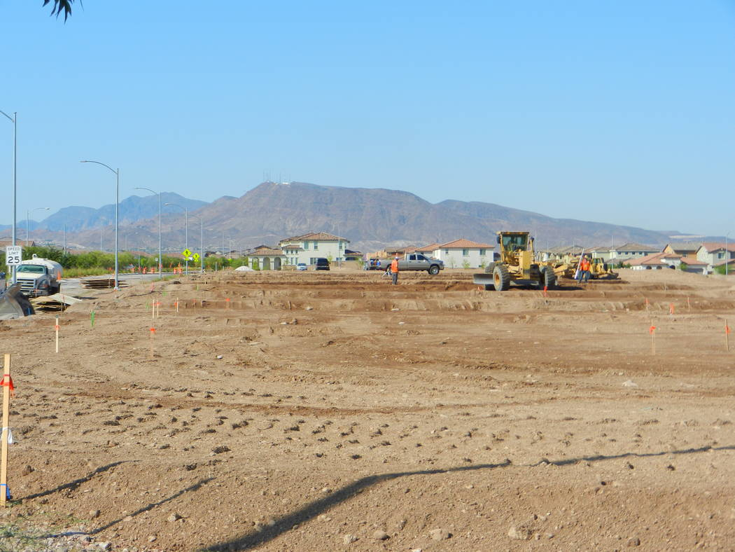 Toll Brothers has purchased nearly 15 acres in Cadence, a Henderson master-planned community. (Cadence)