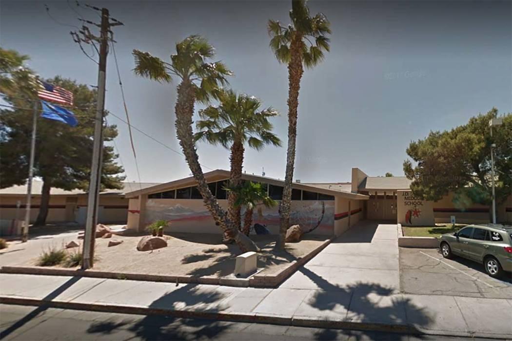 J.D. Smith Middle School (Google Street View)