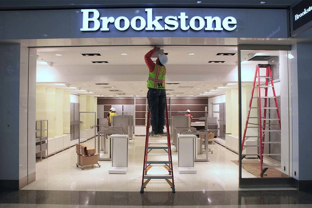 Brookstone, the ubiquitous seller of cool but largely unneeded things, is filing for Chapter 11 bankruptcy protection again and will close all of its stores located in malls. Airport locations wil ...