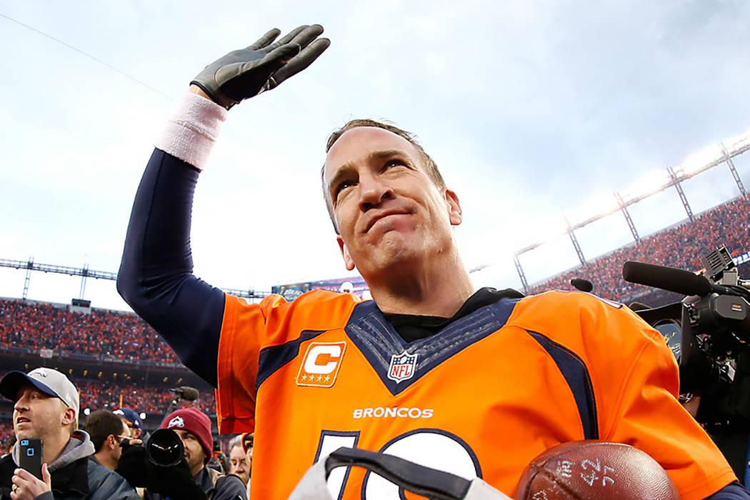 Peyton Manning. | Agencia