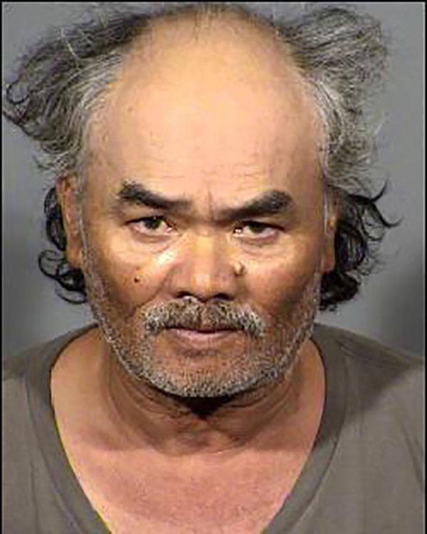 Samlane Donesing, 58 (Las Vegas Metropolitan Police Department)