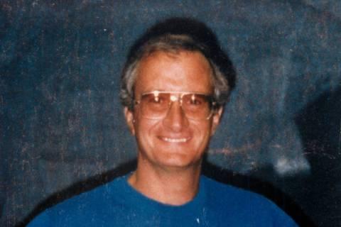 Slain FBI agent John Bailey in 1990. (Las Vegas Review-Journal File Photo)