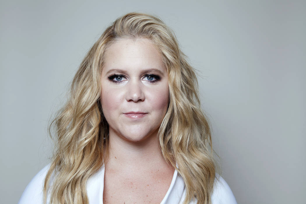 In this Sunday, June 28, 2015 photo, Amy Schumer poses for a portrait at the Fairmont Miramar Hotel & Bungalows in Santa Monica, Calif. In her rise to becoming one of the pre-eminent stand-ups ...