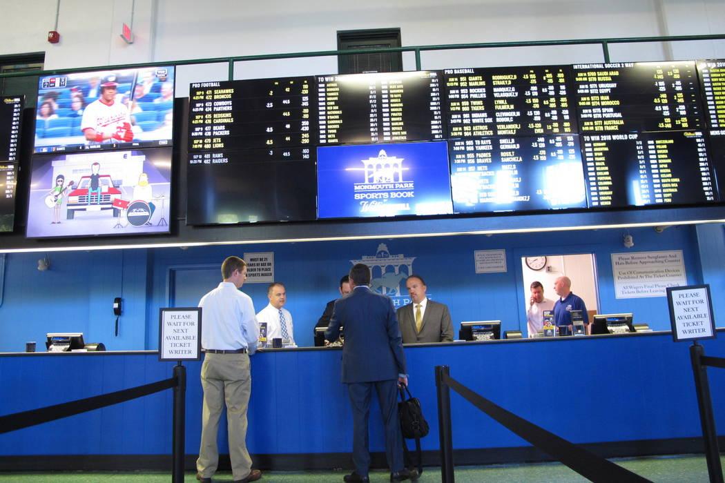 new jersey sports betting ticket writer