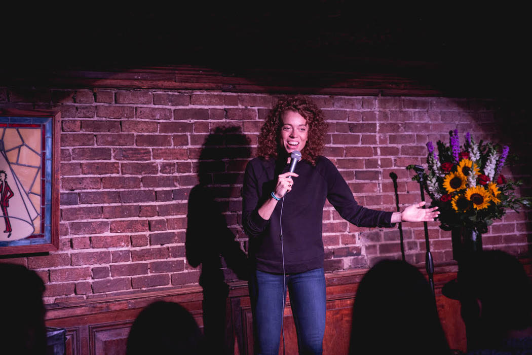 "Michelle Wolf of ""The Break with Michelle Wolf"" on Netflix is a frequent headliner at the Comedy Cellar in New York. (Marcus Russel Price)"