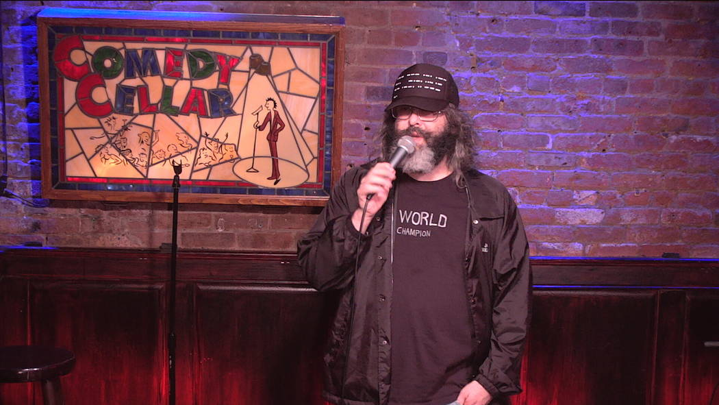 "Judah Friedlander of ""30 Rock"" s a frequent headliner at the Comedy Cellar in New York, and has also headlined the club's outpost at the Rio. (Comedy Cellar)"
