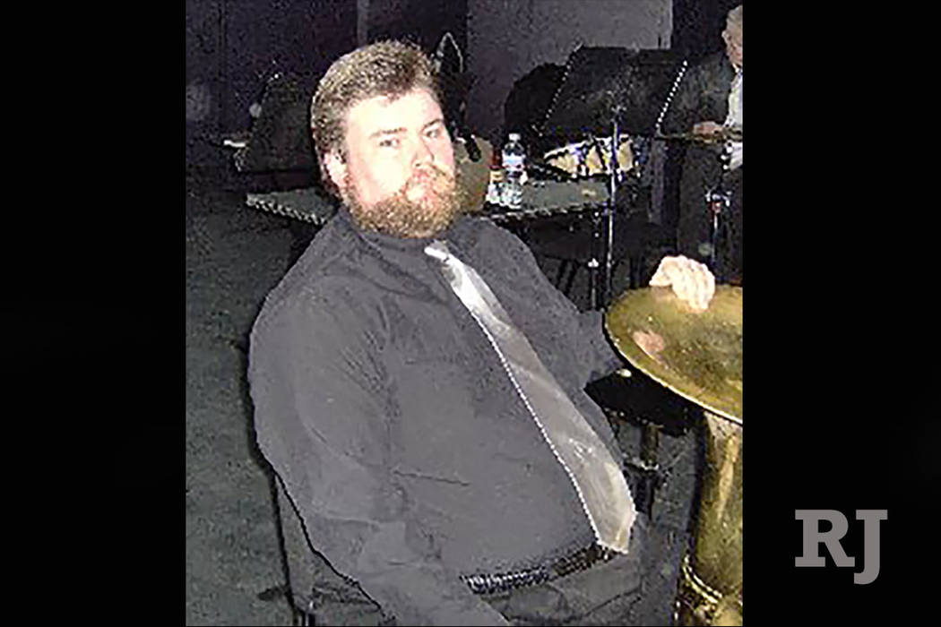 Dan Uhrich is shown during his days with the Walt Boenig Big Band. (WaltBoenig.com)