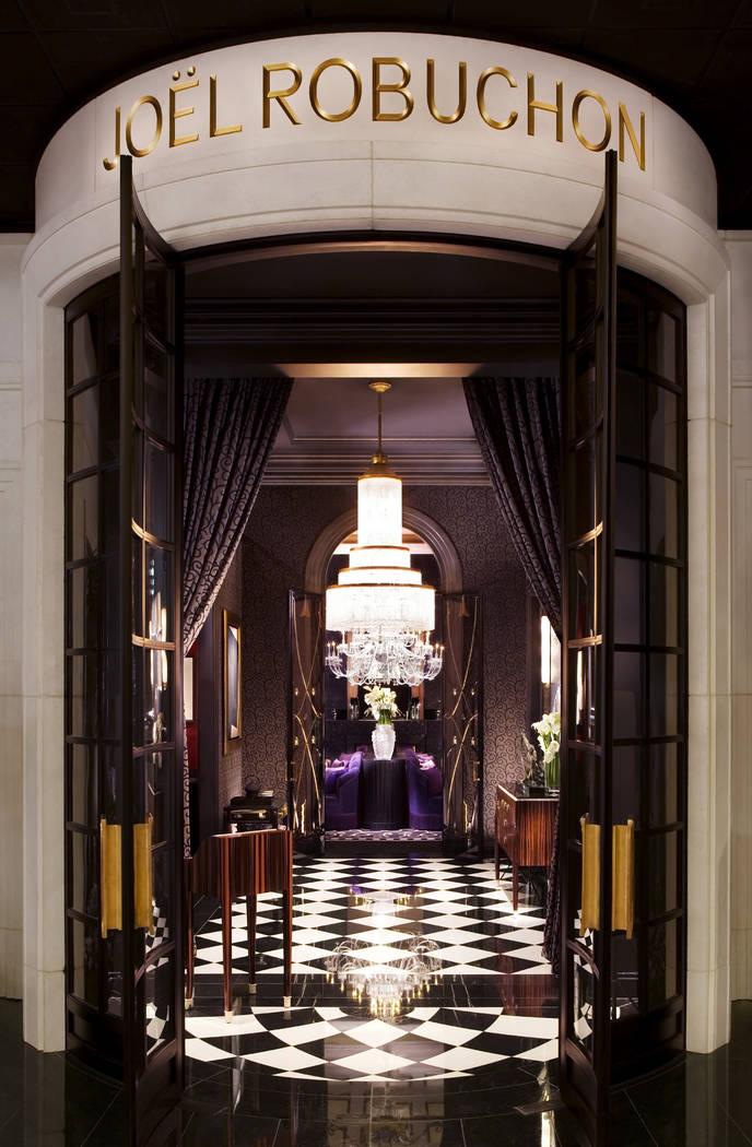 Entryway (MGM Resorts International)