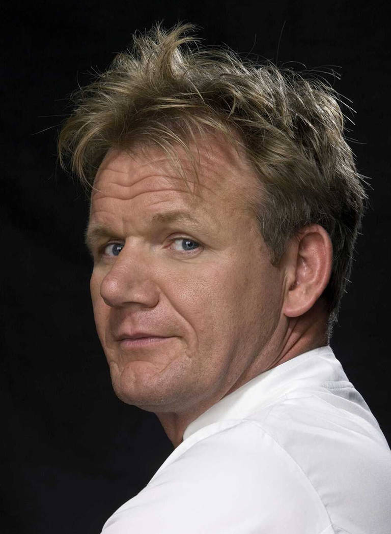 """HELL'S KITCHEN: Head Chef, Gordon Ramsay, and his team will put a group of competing chefs through the terrors and triumphs of running a restaurant in """"HELL'S KITCHEN"""" premering Monday, ..."""