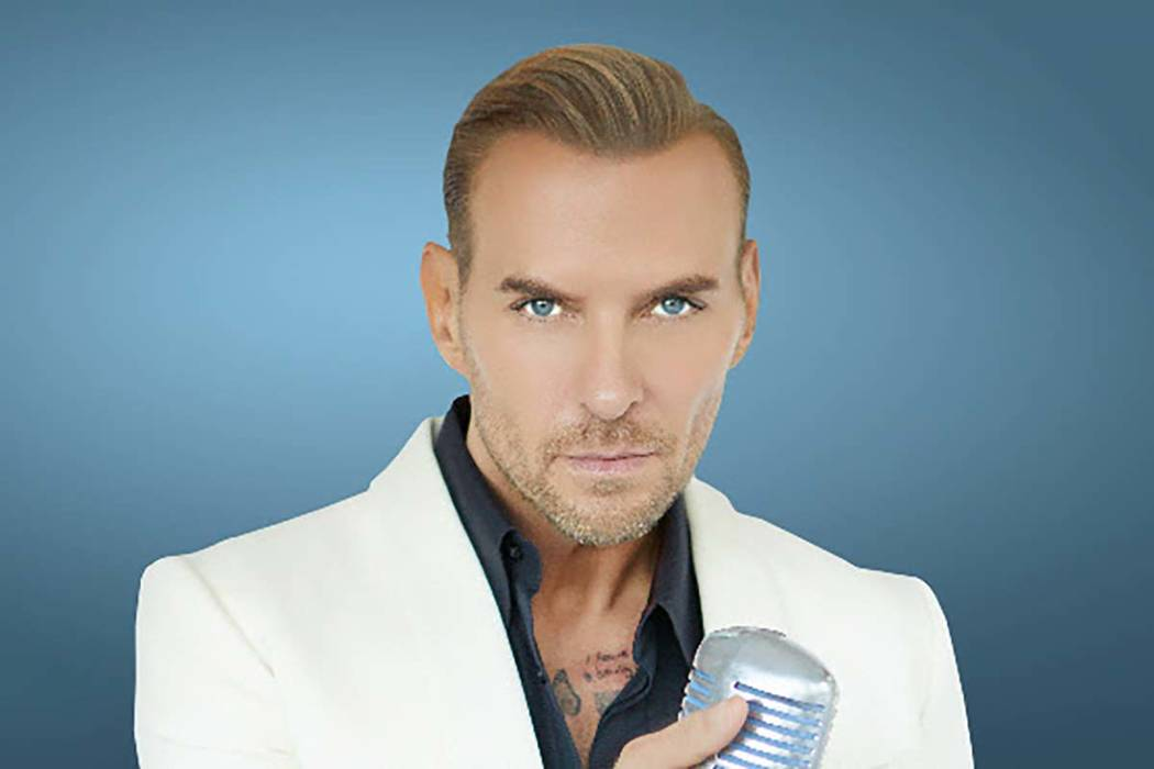 Matt Goss launched his residency at 1Oak at The Mirage on Dec. 2. (MGM Resorts)