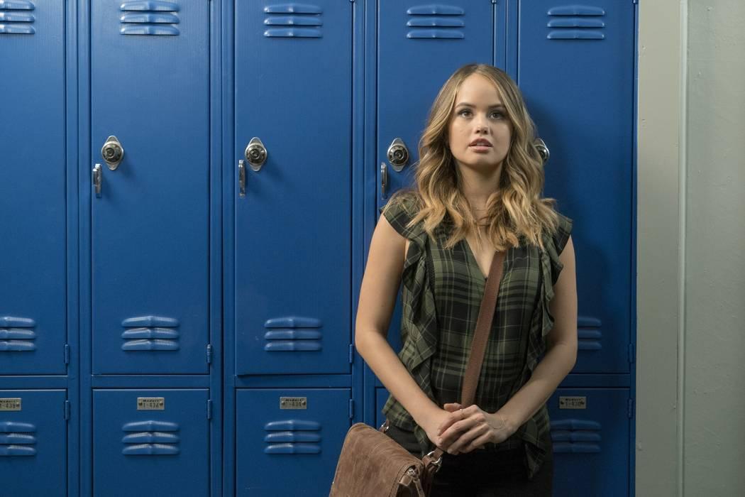 "Debby Ryan stars in the Netflix comedy series ""Insatiable."" (Tina Rowden/Netflix)"