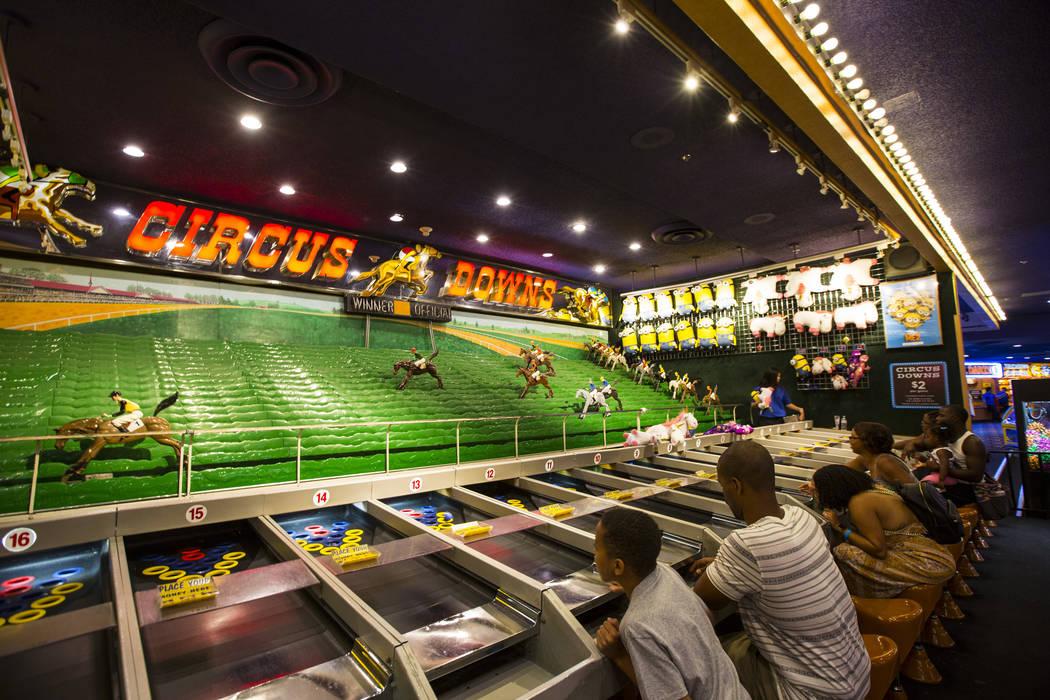 Circus Circus Las Vegas Review
