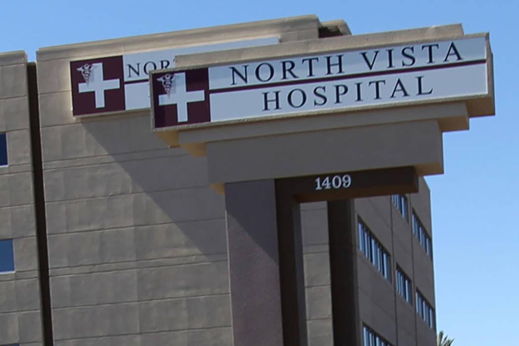 North Vista Hospital in North Las Vegas (Las Vegas Review-Journal)