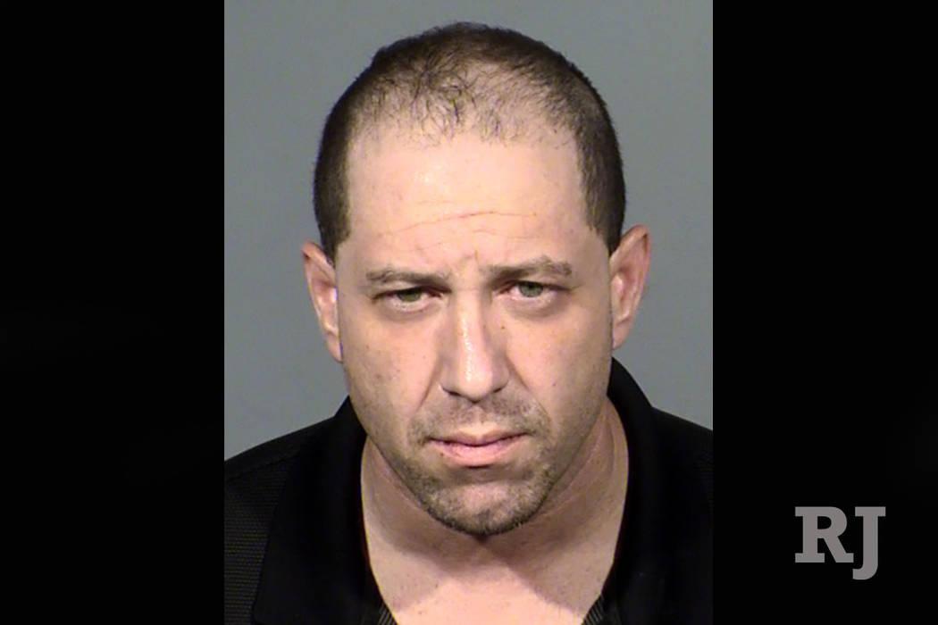 Evan Scutero, 42 (Las Vegas Metropolitan Police Department)