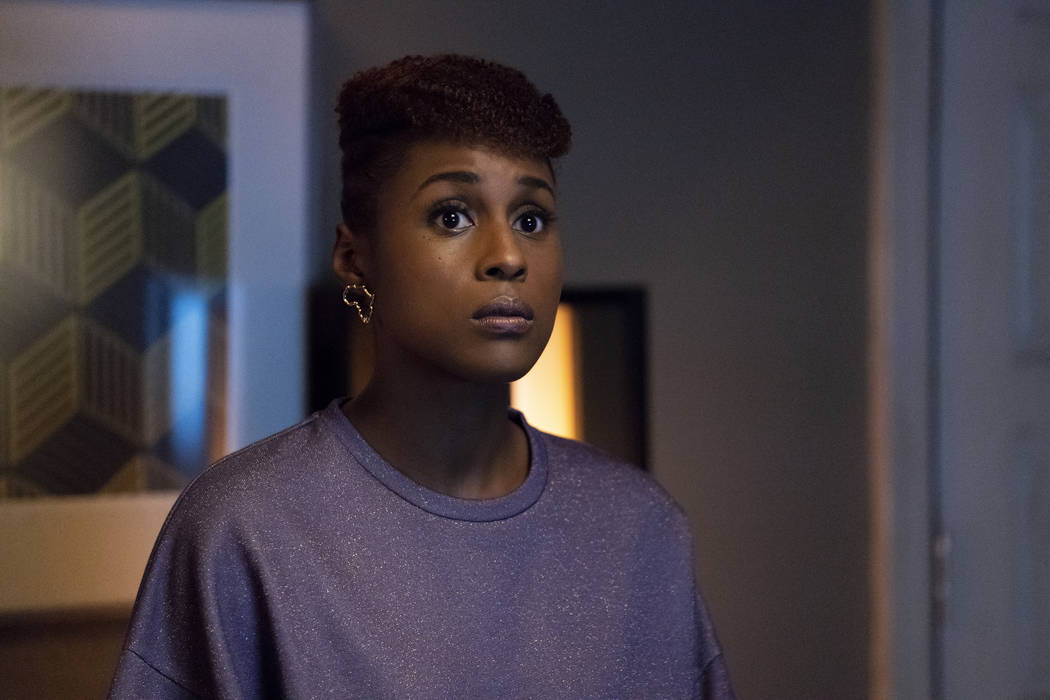 """Issa Rae stars in """"Insecure."""" (Merie W. Wallace/HBO)"""