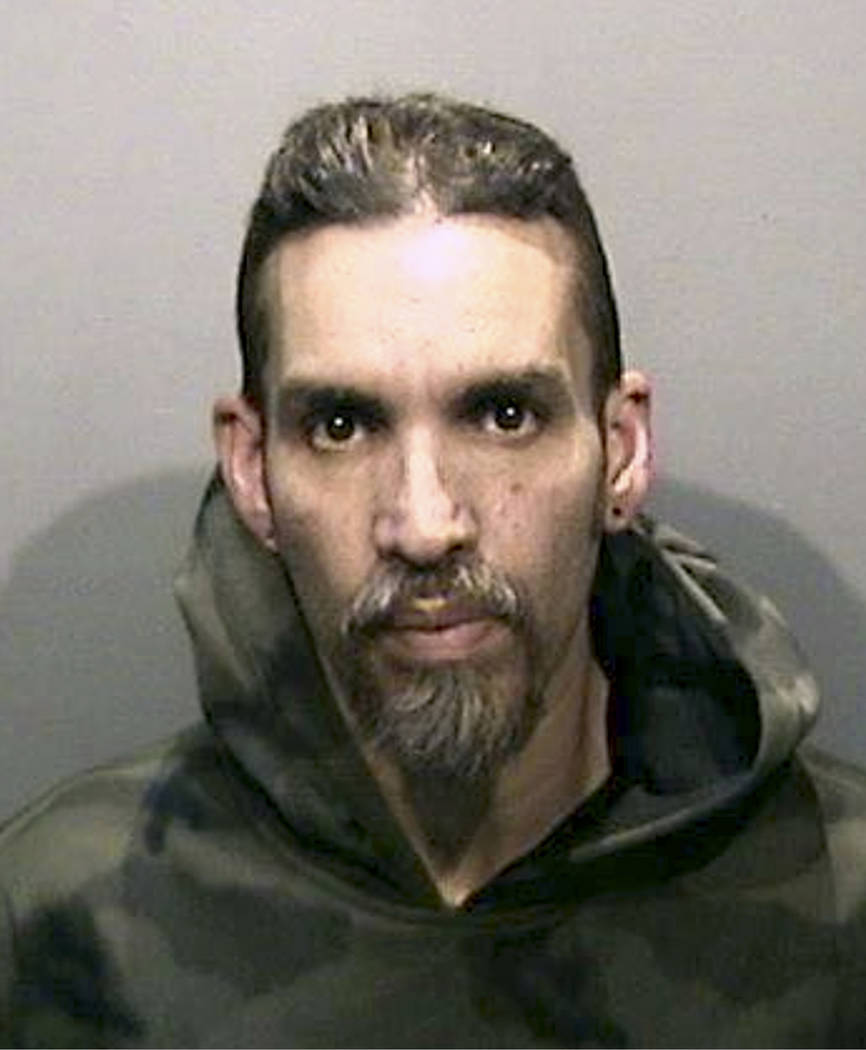 Derick Almena at Santa Rita Jail in Alameda County, Calif. on Monday, June 5, 2017. (Alameda County Sheriff's Office via AP, File)
