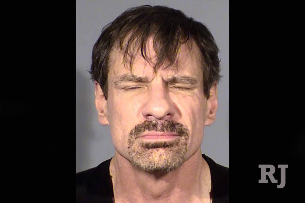 Henry Nicholas (Las Vegas Metropolitan Police Department)