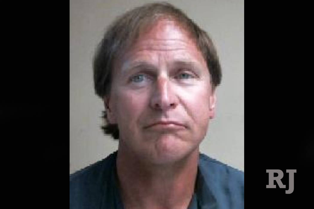 Alex Christopher Ewing is serving time for a 1984 attack on a Henderson couple. He has been link by DNA to four killings in Colorado. (Nevada Department of Corrections)