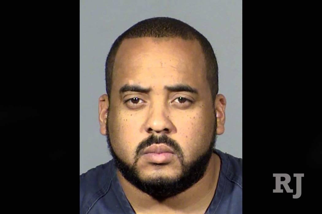 Jesus Carvajal (Las Vegas Metropolitan Police Department)