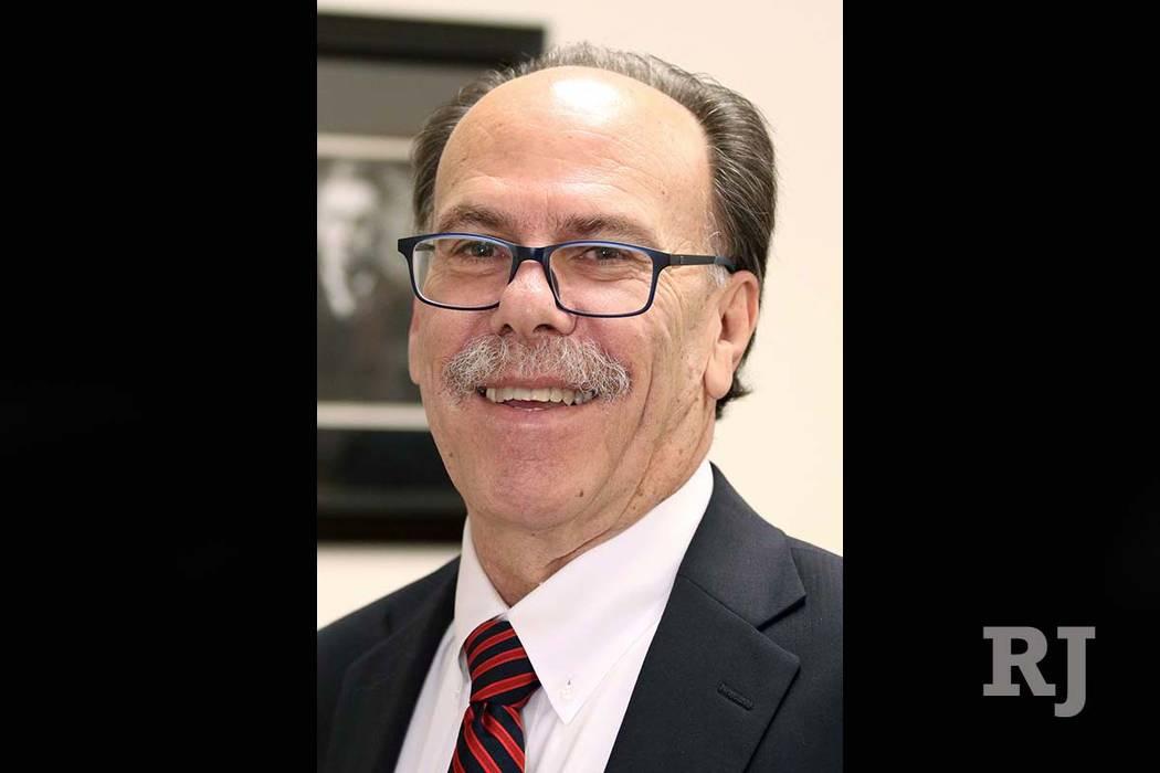 Clark County Public Defender Phil Kohn. (Ronda Churchill/Las Vegas Review-Journal)
