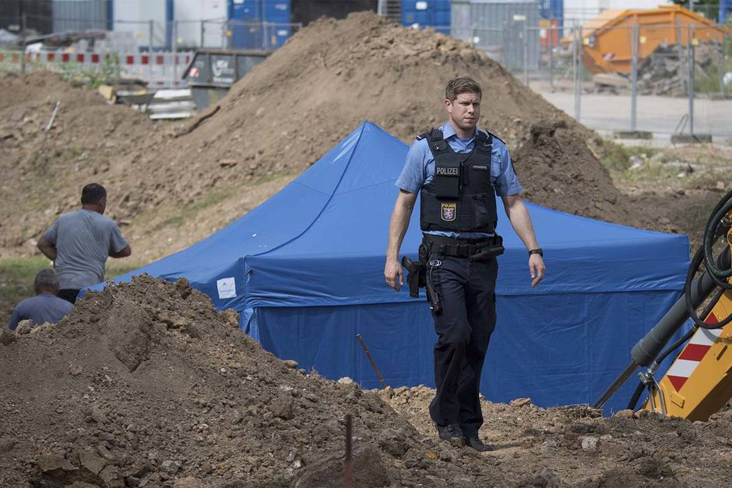 Monday's evacuation to remove World War II bombs is not a first. Last August, German police had to evacuate more than 60,000 people from their homes in Frankfurt to defuse a bomb found during cons ...