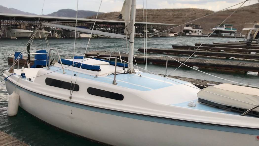 Lake Mead National Recreation Area officials are searching for 69-year-old Brian Yule, last seen taking his boat onto Lake Mead around noon Friday, Aug. 10, 2018. Park officials found his boat in ...