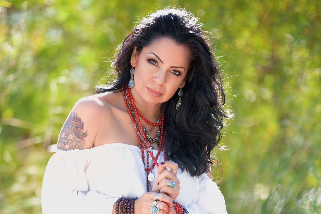 Stephanie Sanchez, a New York-New York executive and longtime Las Vegas entertainer, will sing the national anthem