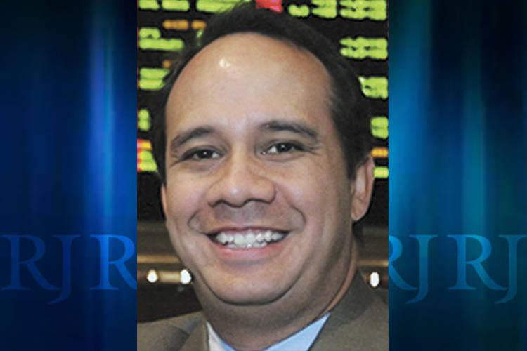 Jay Kornegay,Executive Director of the Las Vegas Hilton Race and Sports Book. (Courtesy/ John Gurzinski)