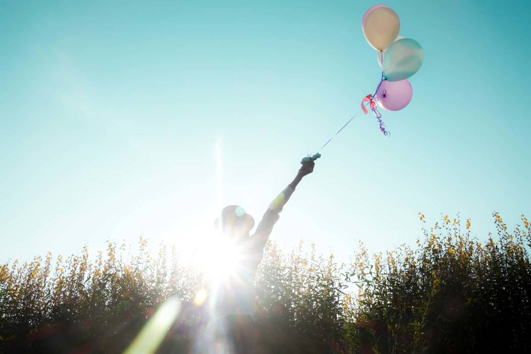 There are signs balloons will be among the products to get more scrutiny, even though they're a very small part of environmental pollution. (Getty Images)