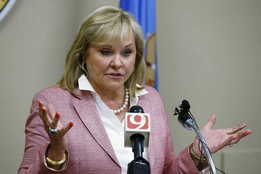 Oklahoma Gov. Mary Fallin said Tuesday that Nevada-based Valkyrie Systems Aerospace has formed a partnership with the state to operate manufacturing facilities as well as flight operations and tra ...