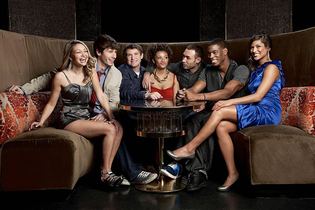 Cast of Real World Las Vegas (MTV)