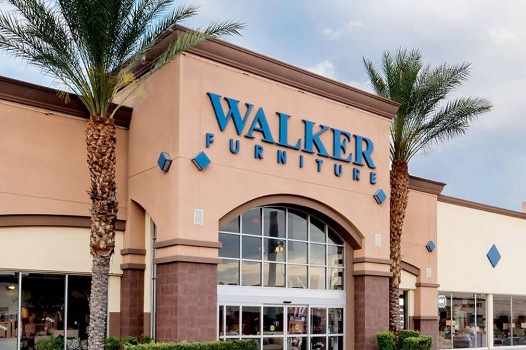 walker furniture to open a store in henderson las vegas review journal. Black Bedroom Furniture Sets. Home Design Ideas
