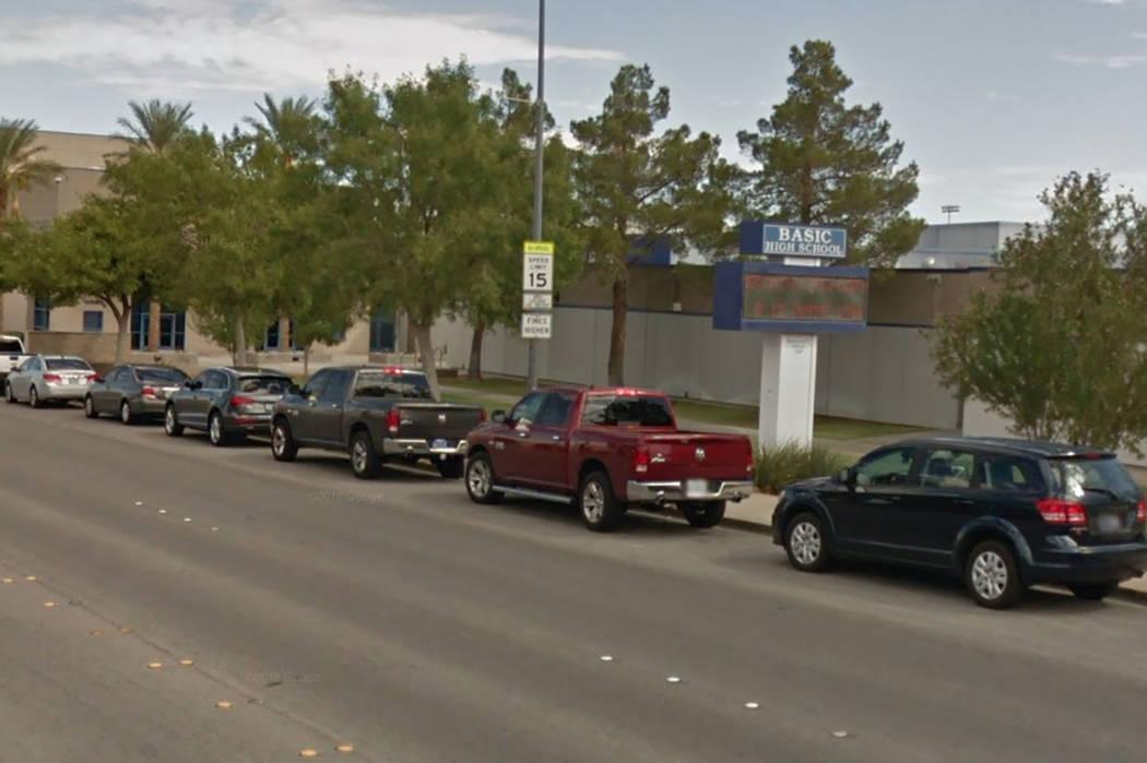 Basic High School. (Google Street View)