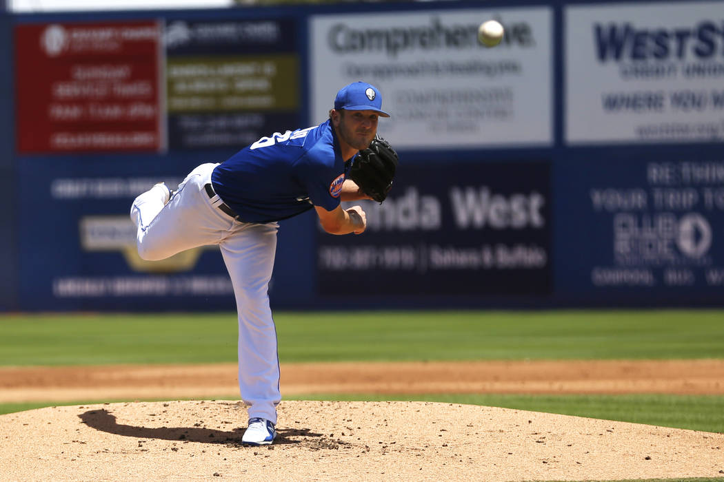 Drew Gagnon struggles as 51s drop second straight to El Paso