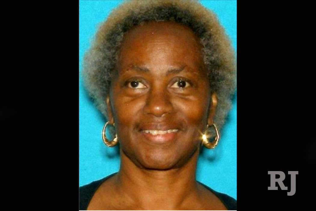 Las Vegas police seek help finding missing 70-year-old woman