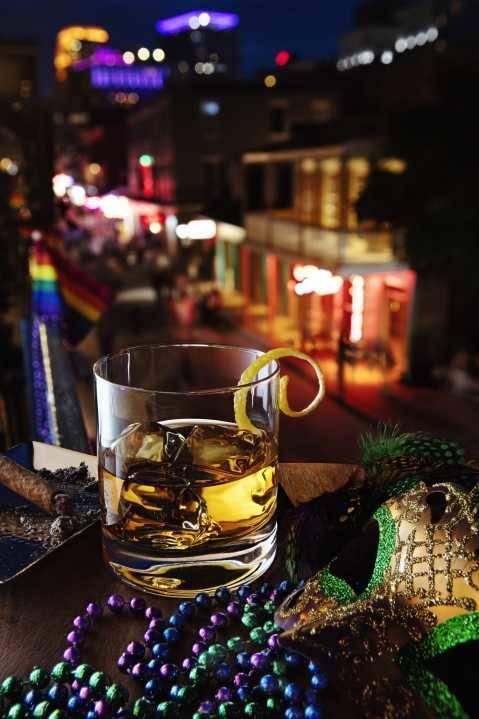 Modernist Cuisine Gallery Bourbon Over Bourbon
