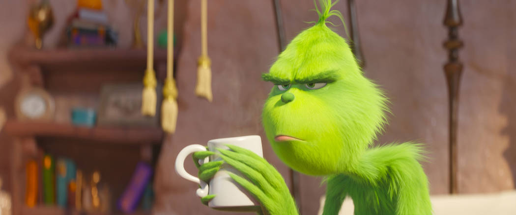 """For their eighth fully animated feature, Illumination and Universal Pictures present """"The Grinch,"""" based on Dr. Seuss' beloved holiday classic. """"The Grinch"""" tells the story of ..."""