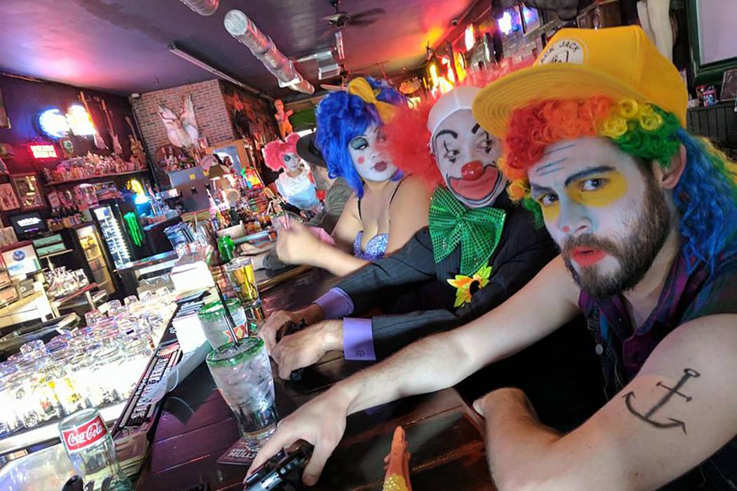 """Clown Bar"" (Majestic Repertory Theatre)"