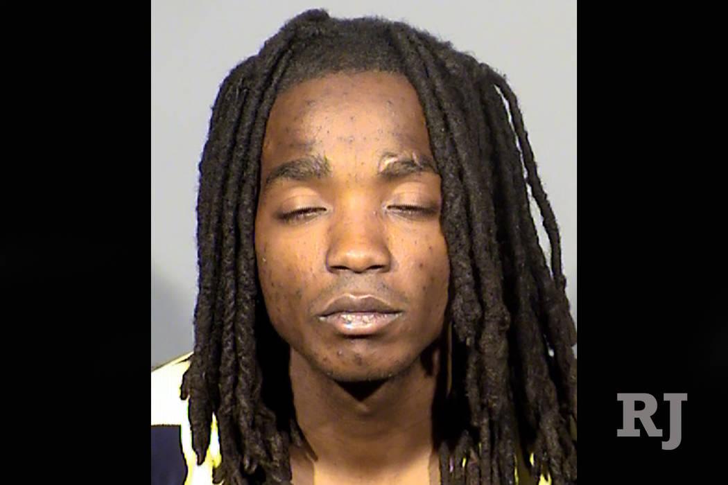 Kurtis Richards, 32 (Las Vegas Metropolitan Police Department)