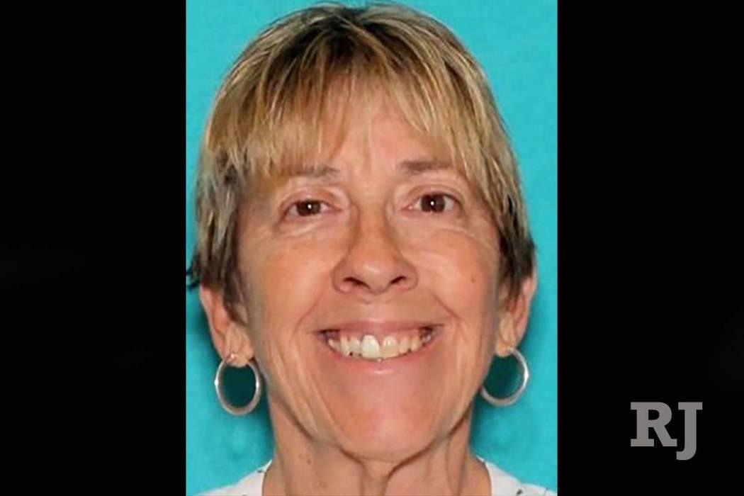 Robyn Birchler, 60, was last seen Wednesday in Logandale. (Metropolitan Police Department)