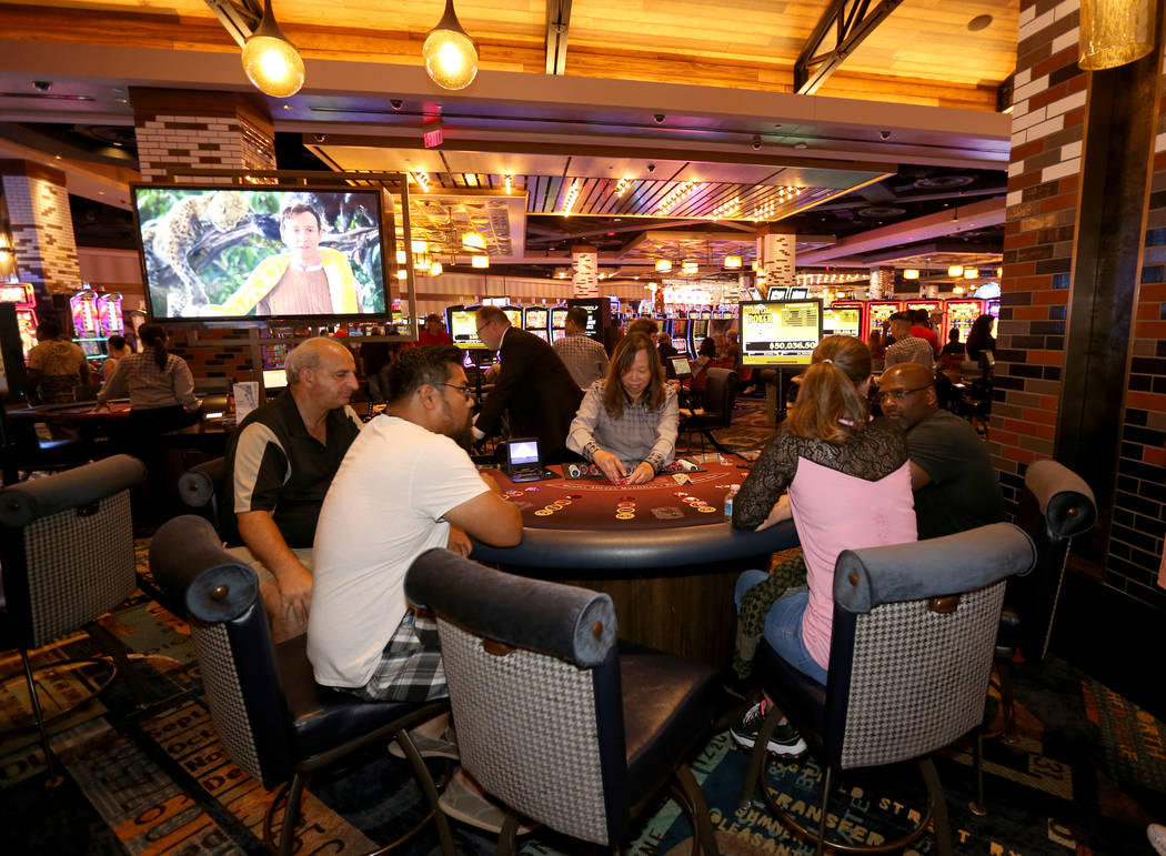 Springfield Hotel Las Vegas