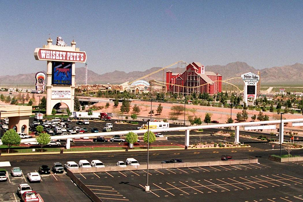 Primm, Nevada (Review-Journal File)