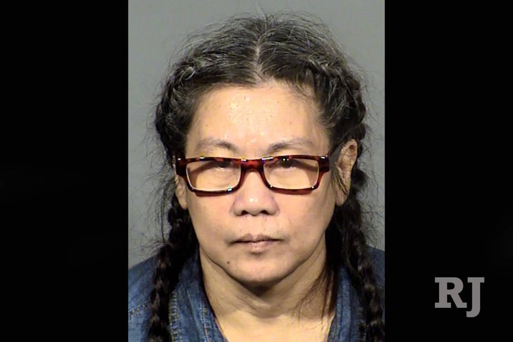 Lynn Benson (Las Vegas Metropolitan Police Department)