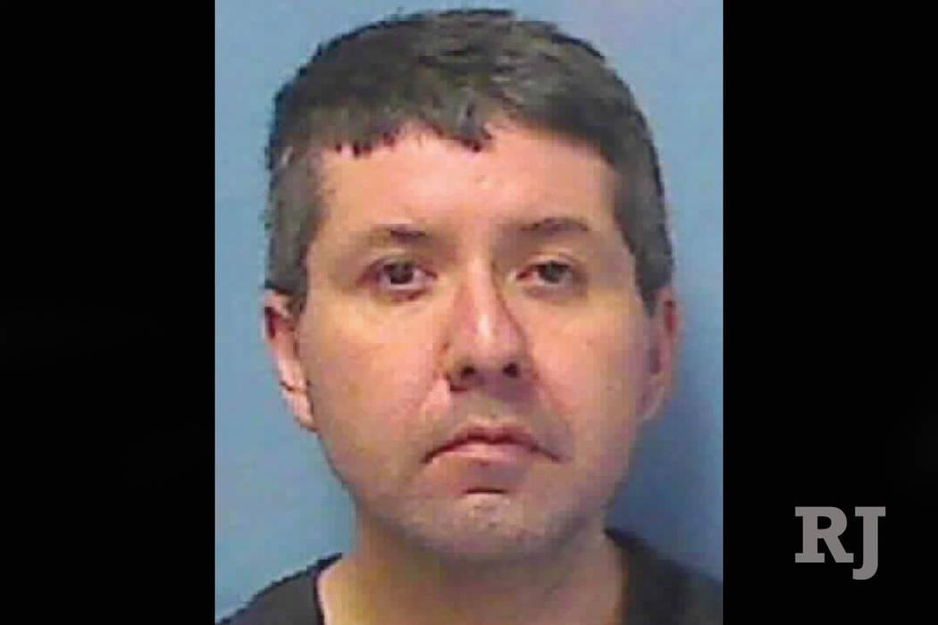 John Ibarra, 43 (Nevada Department of Corrections)